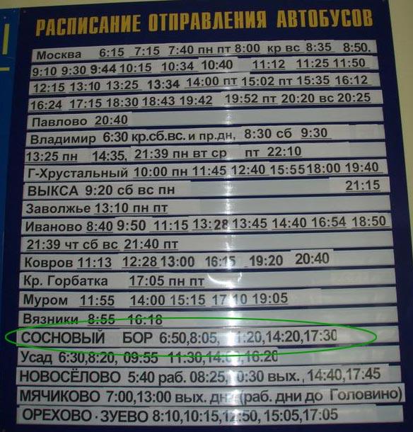 иваново-владимир расписание автобусов цена 2015 белом коне, полуобернувшись
